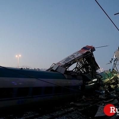 Железнодорожная авария в Анкаре: 9 человек погибли, 48 получили ранения