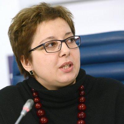 Нюта Федермессер рассказала Путину о работе в оказании помощи неизлечимым больным