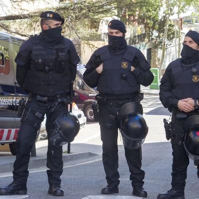 Митинг сторонников независимости Каталонии проходит в Барселоне
