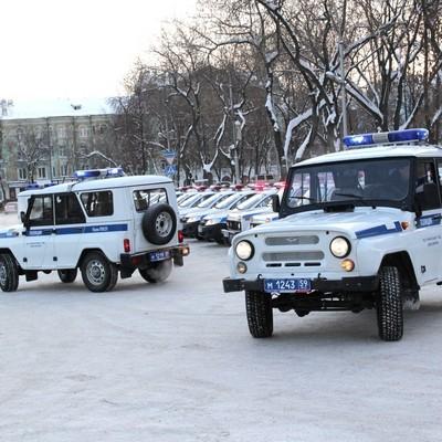 Полицейские спасли семерых детей из двух горящих домов в Иркутске