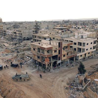 В Сирии Боевики обстреляли за сутки 22 населенных пункта