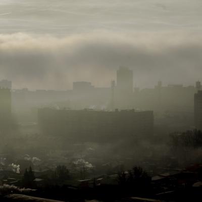 Режим черного неба продлен в Кемерово на сутки