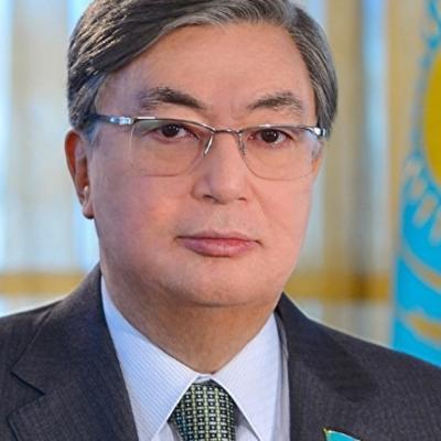 Путин поздравил Касыма-Жомарта Токаева