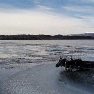 МЧС пожаловалось в прокуратуру на организаторов гонок байкеров на льду Байкала