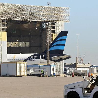 Аэропорт «Митига» в Триполи был закрыт после сообщений о возможном авиаударе