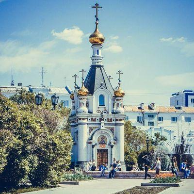 ВЦИОМ узнал мнение екатеринбуржцев о строительстве храма в сквере в центре города