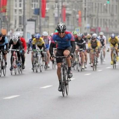 Более 40 тысяч человек приняли участие в московском велофестивале