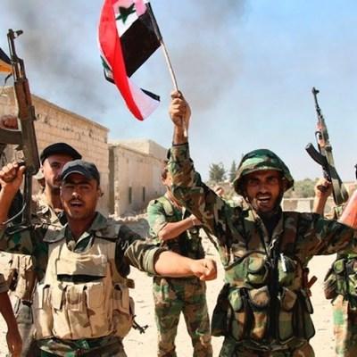 Боевики в Сирии с 22 мая пытаются захватить населенный пункт Кафр-Набуду