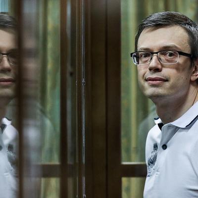 Бывший замруководителя СКР по Москве Денис Никандров вышел по УДО