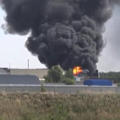 Взрыв в Казахстане: количество пострадавших увеличилось до 16 человек