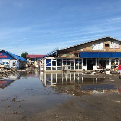 В Тулуне остаются подтопленными больше 30 домов