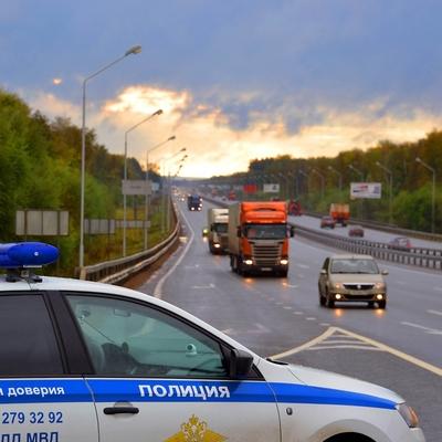 Первый москвич, нарушивший режим карантина, остановлен на МКАД