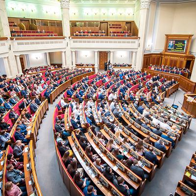 70% украинцев не одобряют деятельность нынешнего состава Верховной рады