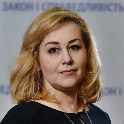 Пресс-секретарь генпрокурора Украины Лариса Сарган объяснила его исчезновение