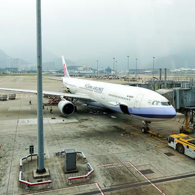 В международном аэропорту Гонконга ввели специальный режим
