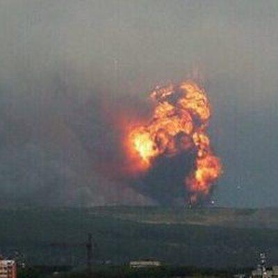Жители красноярской «Каменки» снова покинули деревню, рядом с которой утилизируют снаряды
