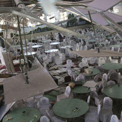 Россиян нет среди погибших и пострадавших в результате атаки в Кабуле