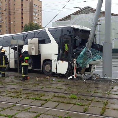 Полиция начала доследственную проверку после ДТП с автобусом с туристами из КНР