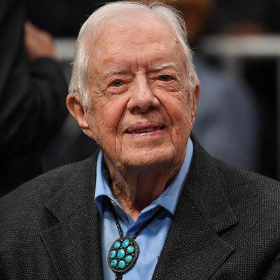 Джимми Картер заявил, что не справиться бы с постом президента в возрасте 80-ти лет