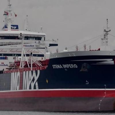 Нефтяной танкер Стена Имперо может быть отпущен уже сегодня