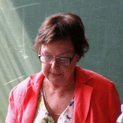 Ирина Юрьевна Попова