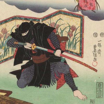 Изучающая историю ниндзя студентка в Японии получила