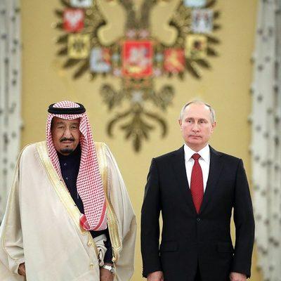 Путин высоко оценил взаимодействие РФ и Саудовской Аравии