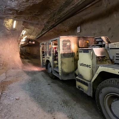 ЧП произошло на руднике