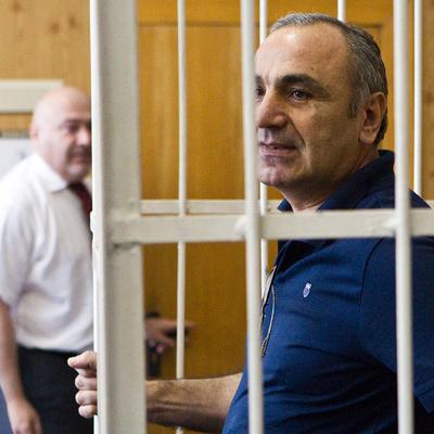 Криминального авторитета Тариэла Мулухова, по кличке Таро, экстрадировали из России