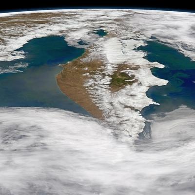 У Камчатского полуострова зафиксировано землетрясение