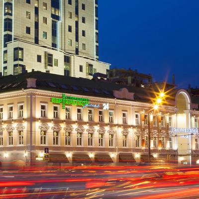 В Москве эвакуированы посетители торгового центра