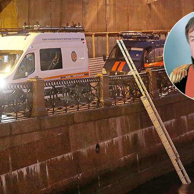 На набережной Мойки, где нашли тело аспирантки Ещенко, проводят следственный эксперимент