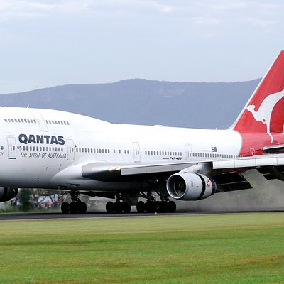 Самолет авиакомпании Qantas совершил самый долгий беспосадочный перелет в истории