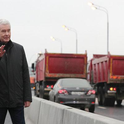 Собянин посетил 2-й спецбатальон ДПС ГИБДД ГУМВД России по Москве