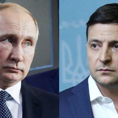 Путин и Зеленский не смогли пообщаться в ходе пребывания в Израиле