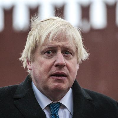 Путин поздравил Джонсона с переназначением на пост премьера Великобритании
