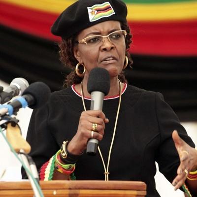 Супругу первого вице-президента Зимбабве обвинили в попытке покушения на мужа