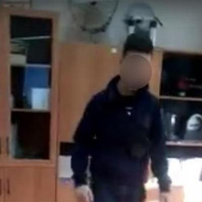 Ударивший учительницу в Москве школьник находится под наблюдением специалистов