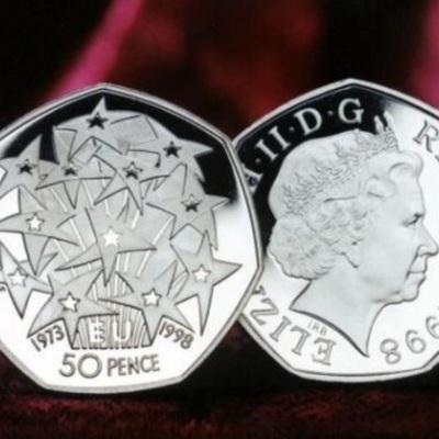 Британия выпустит Brexit-монеты