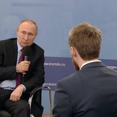 Путин признался, что была идея использовать двойника, но он отказался