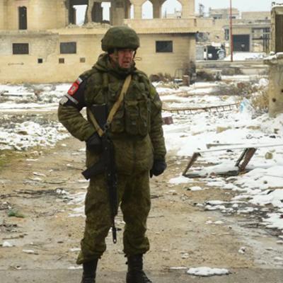 Российские военнослужащие в Сирии уничтожили хорошо оснащенные террористические группировки