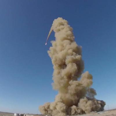 Новая противоракета системы ПРО подтвердила заложенные характеристики