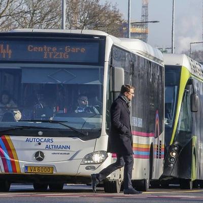 Люксембург становится первой страной с бесплатным общественным транспортом