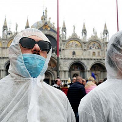 В Италии на Пасху усиливают контроль за соблюдением режима самоизоляции