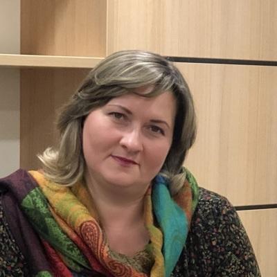 Юлия Белозёрова