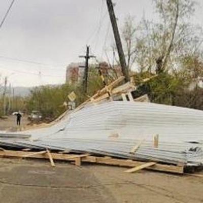 В России летом прогнозируется рост числа смерчей и ураганов