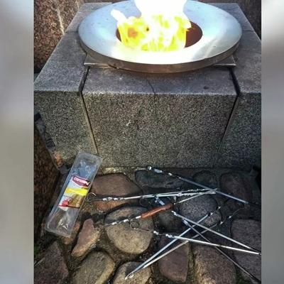 Полиция ищет людей, которые готовили шашлыки на Вечном огне в Кронштадте
