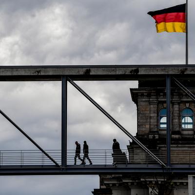 В Германии продлили режим эпидемии национального масштаба до 30 июня