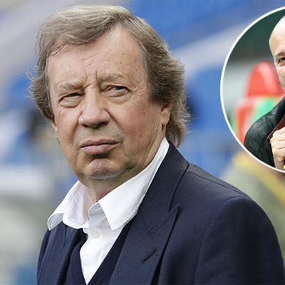 Юрий Семин назначен на пост главного тренера футбольного клуба