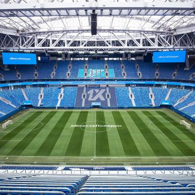 Зрители матчей ЧЕ в Петербурге будут обязаны находиться на трибунах в масках
